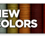 18 NEW COLORS - Available Now!