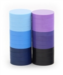 "1"" Magnetic Status Markers - GM Pack 02 (Blue/Purple)"