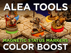 Alea Tools Color Boost Kickstarter